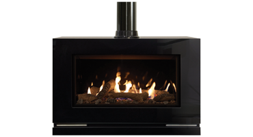 Riva Vision Large Logs - NG - Conventional Flue (526-039)